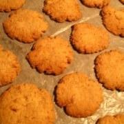 メープルウォルナッツおからクッキー