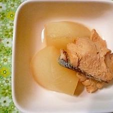 ☆おふくろの味♪鮭大根☆