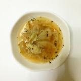 玉ねぎとキャベツのスープ