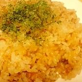 ぷちぷちゴマと鰹節のチャーハン(冷凍ご飯レシピ)