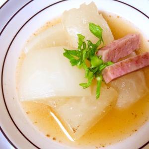 簡単すぎ!カブのブイヨン煮:ポトフ