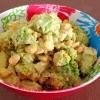 アボカドとブロッコリーのサラダ