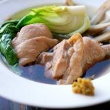 ほろほろくずれる♪旨味たっぷり鶏のスープ