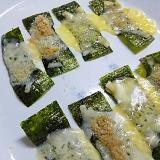 1分でできる! 簡単おつまみ 海苔チーズ!