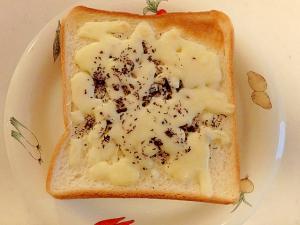 ゆかりチーズトースト