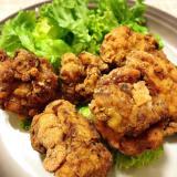 鶏肉の唐揚げ(醤油麹)