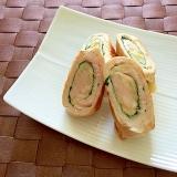 鷄ささみの味噌大葉チーズ巻き✿