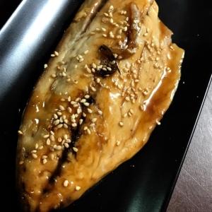 鯖のポン酢照り焼き