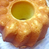 クグロフ型de☆簡単レモンケーキ