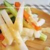 みそマヨディップの野菜スティック