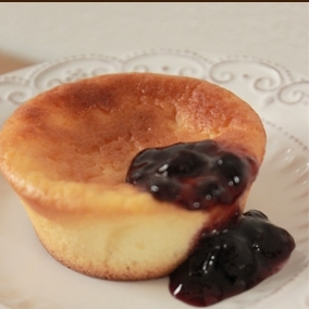 お手軽☆ヨーグルトケーキ♪