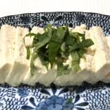 ねっとりチーズみたい!木綿豆腐の塩麹漬け