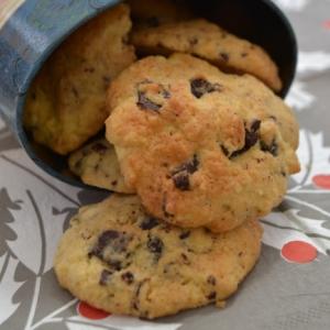 *チョコチップクッキー*