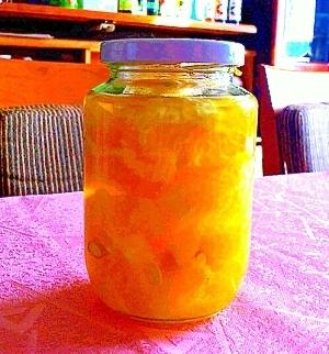 和歌山の柑橘類。じゃばら酒