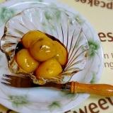 皮ごと食べちゃおう❤パンプキン白玉団子❤野菜おやつ