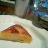 炊飯器で簡単、酒粕ブルーチーズケーキ