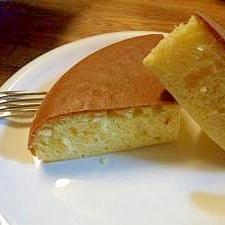 アレンジ自在の炊飯器で簡単ホットケーキ