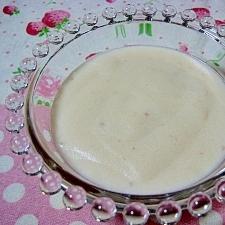 豆腐とヨーグルトのヘルシーブラマンジェ