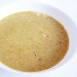 緑豆のギリシャ風スープ