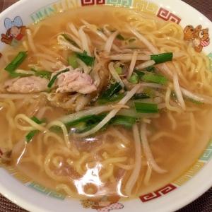 薬膳スープのラーメン