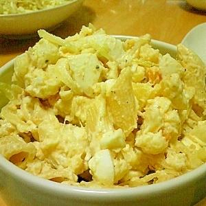 簡単おいしい!味噌マヨのパスタサラダ