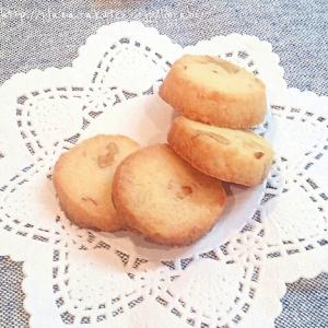 スキムミルク消費!さくさく*みるくるみクッキー