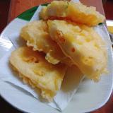 レンコンの天ぷら