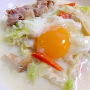 やさしい味わい☆野菜たっぷりミルクスープ