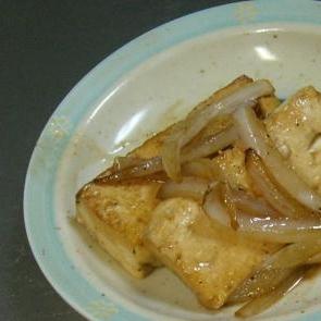 ピンチの時は、豆腐ステーキ