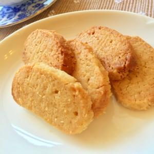 ケーキ屋さんのような♪サクッとココナッツクッキー