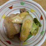 豚の簡単角煮風(隠し味)コーラ