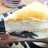 簡単♪しっとり濃厚ニューヨークチーズケーキ