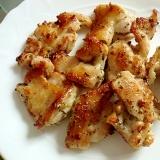 鶏肉の塩麹×バジル焼き♪
