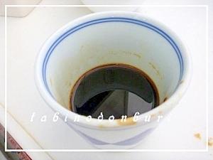 手作り蒲焼のタレ