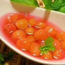 日本初サクランボの缶詰製造元☆超簡単サクランボ煮