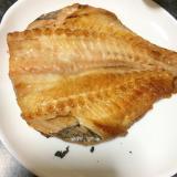 バター醤油赤魚