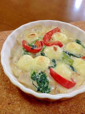 ミニコロコロチーズグラタン