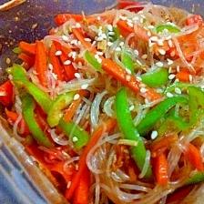 韓国風ピリ辛春雨サラダ