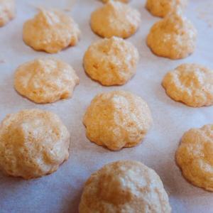 卵白消費!メレンゲクッキー♪