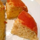 離乳食☆HM使用の炊飯器で簡単!林檎ケーキ