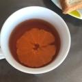 みかん蜂蜜紅茶