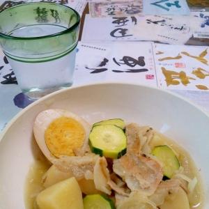 夏に食べたい!柚子コショウ肉じゃが