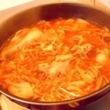 チキンキムチスープ