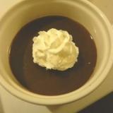 マシュマロと牛乳だけで作る!チョコレートムース