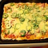 パーティーに☆ホットプレートピザ