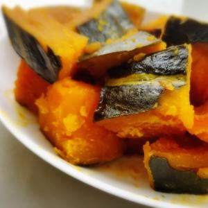 超簡単~♪ シンプルなかぼちゃの煮物★