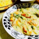 ほくほくカボチャのスープ