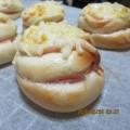 ★ふわふわ♪ハムチーズパン★