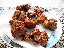 鶏のから揚げをお弁当へ