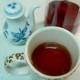 梅醤ほうじ茶